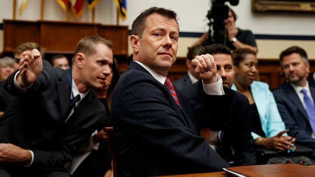 Mueller didn't want to ask Strzok if he was bias: Rep. Gaetz