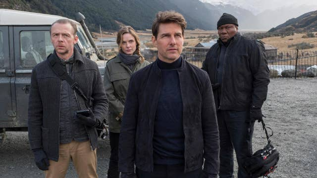 Will 'Mission Impossible' overtake 'Equalizer 2?'