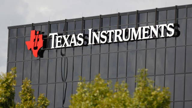 Texas Instruments CEO resigns