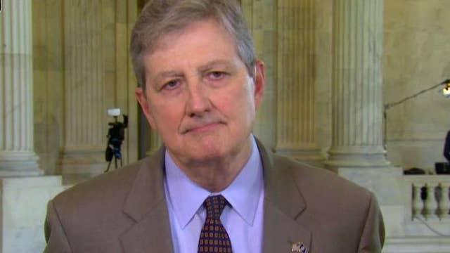 Sen. Kennedy: NATO countries have not paid their fair share