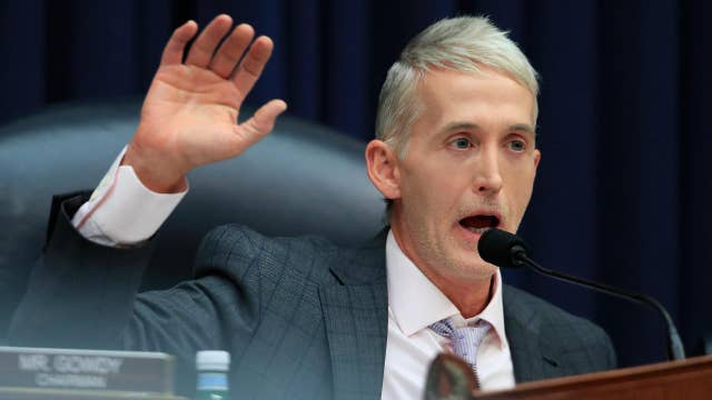 Rep. Gowdy on the Russian meddling investigation
