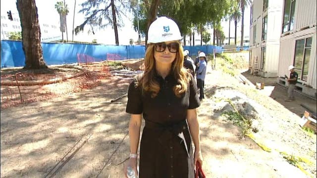 Kathy Ireland invests in shipping container business
