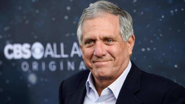 CBS investigating Les Moonves sexual harassment allegations