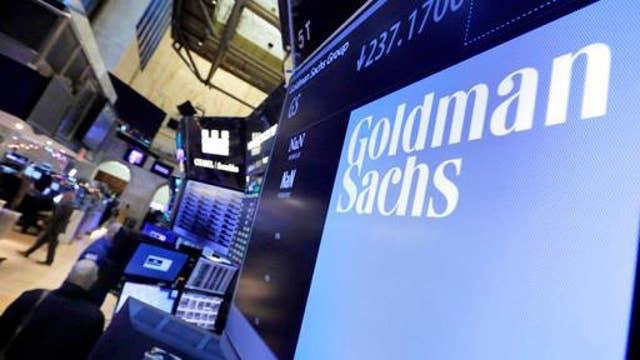 Goldman Sachs posts 2Q earnings beat