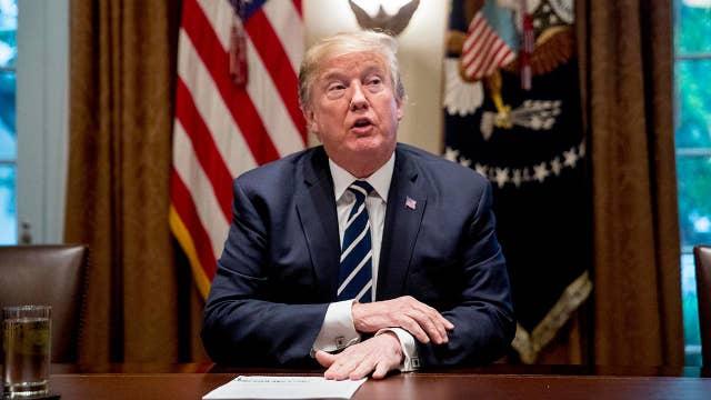 Trump: I have full faith in US intelligence agencies