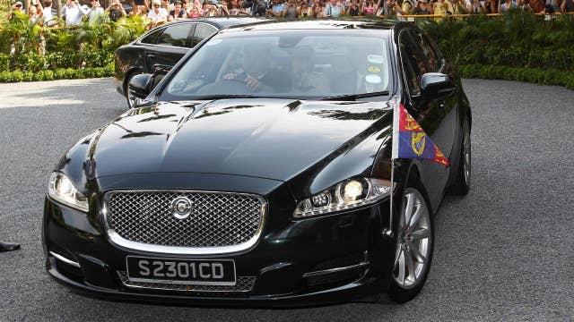 Jaguar Land Rover warns of the risks of a bad Brexit deal