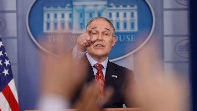 Scott Pruitt resigns from the White House amid negative allegations: report