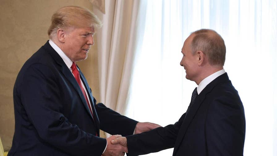 Former Deputy National Security Adviser Stephen Yates on the political fallout from President Trump's summit with Russian President Vladimir Putin.