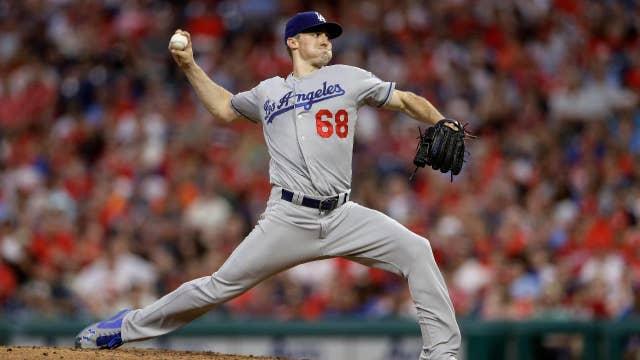 How Dodgers' Ross Stripling became a licensed stock broker