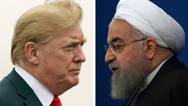 Trump no nonsense approach on Iran is the right strategy: Gen. Jack Keane