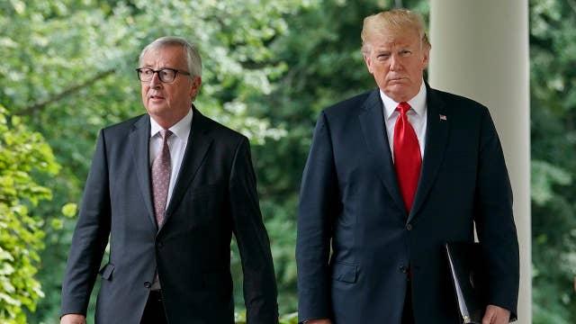 Trump wins major concessions from EU