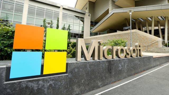 Microsoft quarterly earnings beat expectations