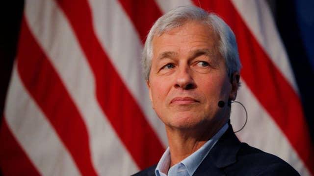 JPMorgan's Dimon warns tariffs could derail economic momentum