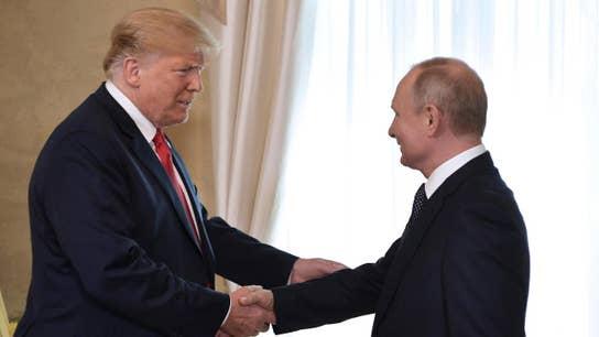 Trump on the defensive over Helsinki summit