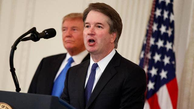 Democrats preparing to challenge Brett Kavanaugh