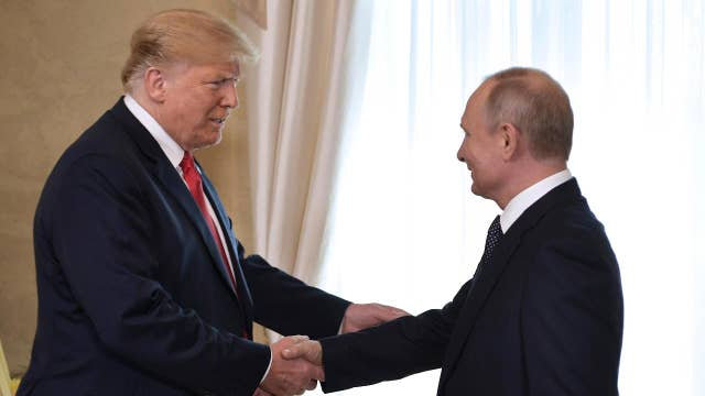 Trump on the defensive over Helsinki summit