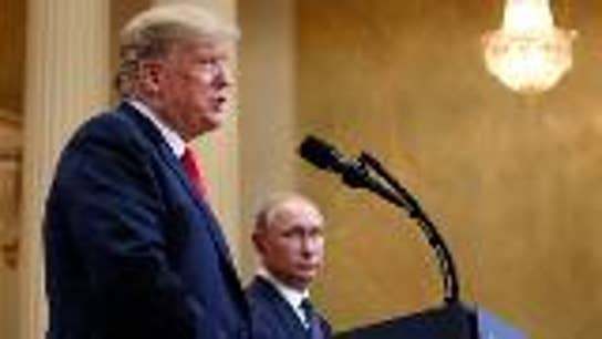 Trump: I addressed with President Putin the issue of Russian interference