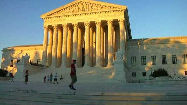 Democrats may face uphill battle with Supreme Court pick