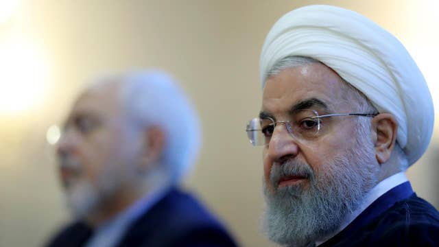 Iran saber-rattling may point to its economic, political vulnerabilities