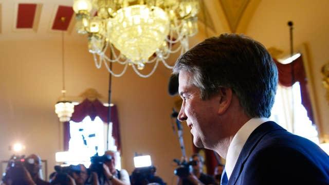 Judge Brett Kavanaugh nomination draws media hysteria