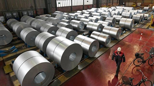 Nail manufacturer: Trump's steel tariffs put us on the brink of extinction