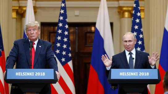 Schlapp on Helsinki summit: Huge hysteria coming from mainstream press