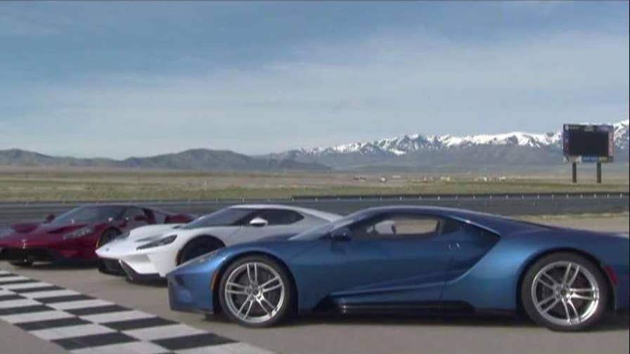 FoxNews.com Automotive Editor Gary Gastelu on the fallout over restrictions on the sale or auction of the Ford GT.