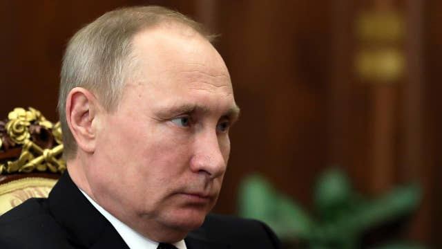 Putin will take advantage when he sees weakness: Rep. McCarthy