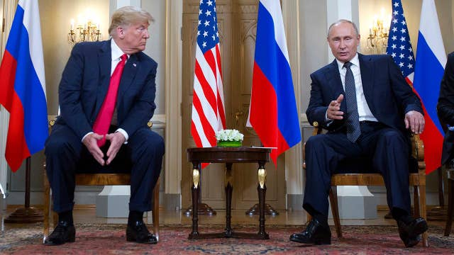Putin should never be trusted: Kennedy