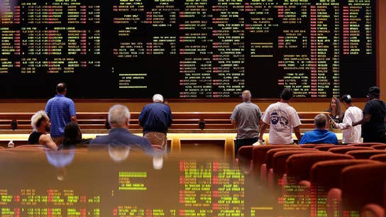 Is Las Vegas worried about the competition in sports betting?