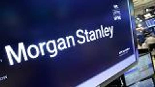 Morgan Stanley posts 2Q earnings beat