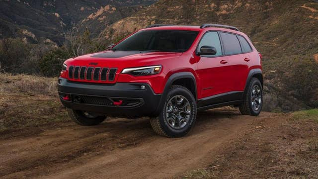 Jeep Cherokee tops Cars.com 'American-Made Index' list