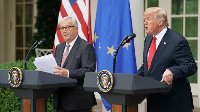 US may reach a trade-free zone with Europe: Lord Black