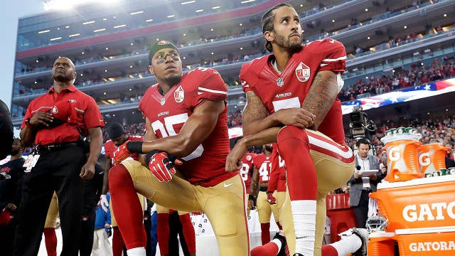 Why the national anthem protests remain a divisive issue for Americans
