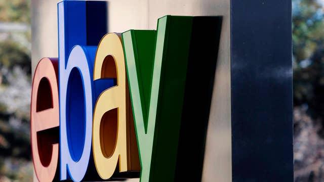 eBay beats on earnings as stock drops