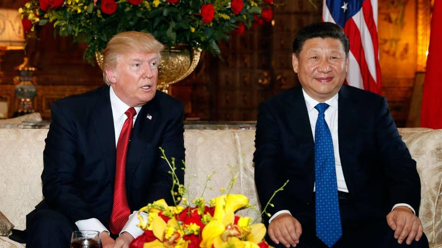 """Fox News' """"The Next Revolution"""" host Steve Hilton says China is a bigger threat to the U.S. than the Soviet Union was in the cold war."""