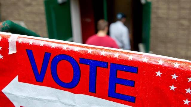 Improving U.S. election security