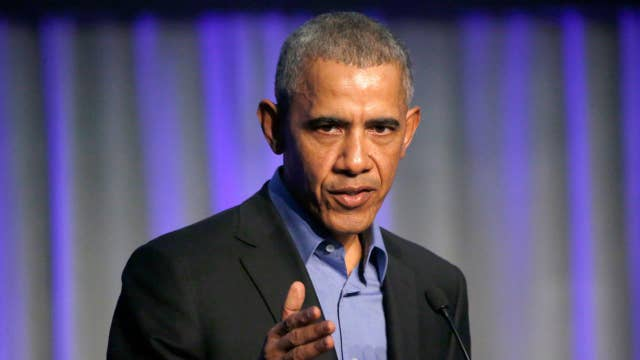 """Obama sounds off on """"lying politicians"""" in speech"""