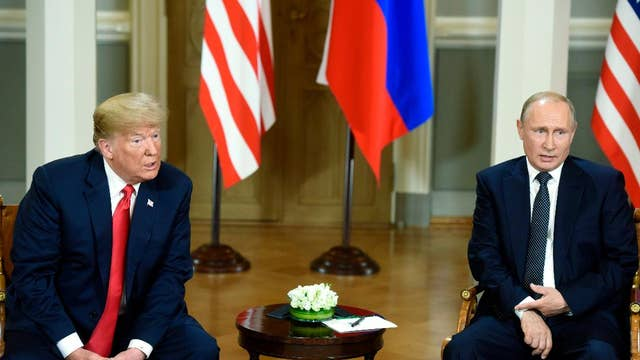 Trump should have called out Russia's bad behavior during summit: Daniel Fried