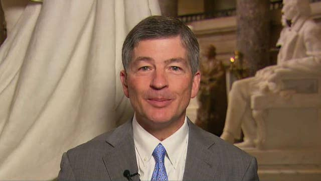 Rep. Hensarling on trade: Goal is to export more, not import less