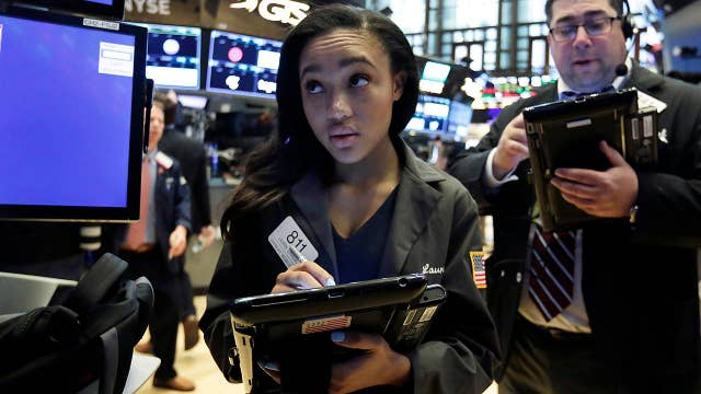 Technology sector weighs heavy on US stocks