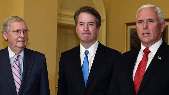 Democrats vow to block Trump's Supreme Court pick