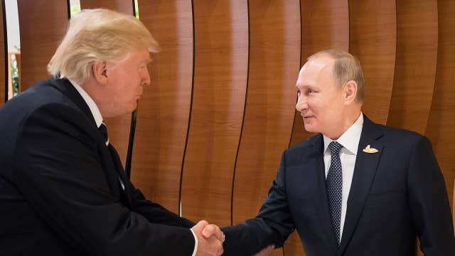 Russian intel officers indicted ahead of Trump-Putin summit