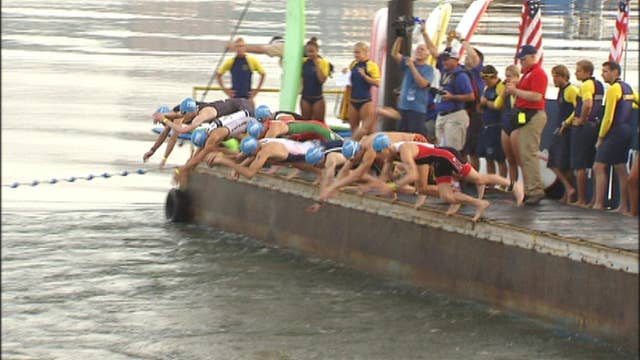 NYC Triathlon: Finishers share their experiences