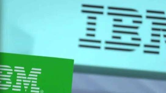 IBM rides new businesses to higher revenue, profit