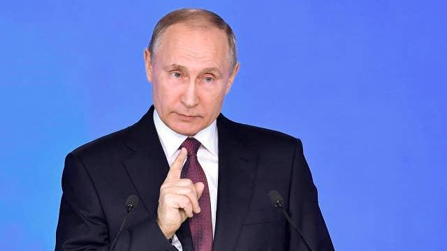 Vladimir Putin is a deadly adversary of the US: Nile Gardiner