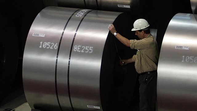 Producing steel, aluminum is a national security issue: Rep. Johnson