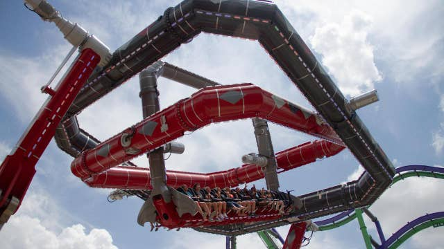 Six Flags CEO: Seeing very strong growth