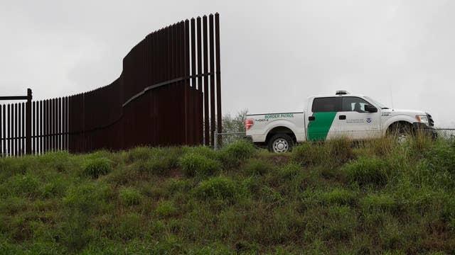 Proposed Republican bill would make border crossing a felony