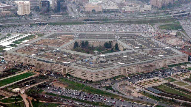 Military spending is up, but where are the defense workers?